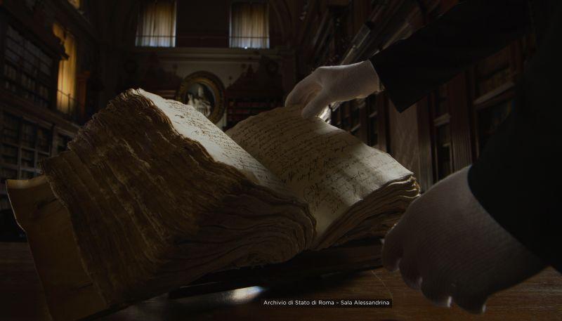 Fonti documentali -Archivio di Stato di Roma – Sala Alessandrina