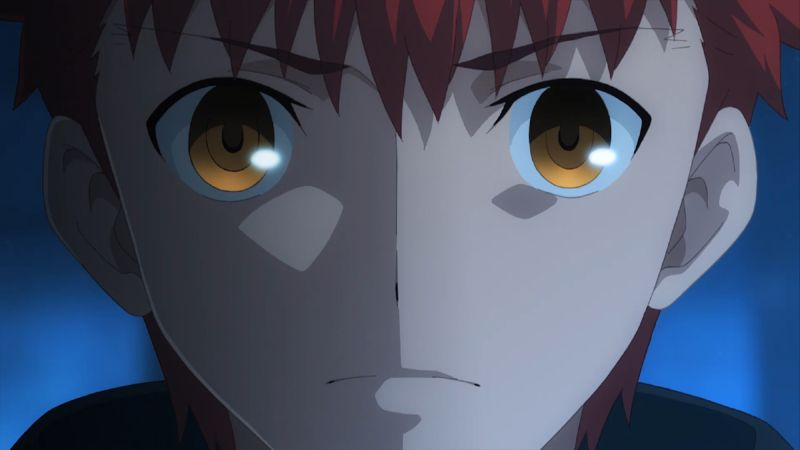 Fate Stay 1