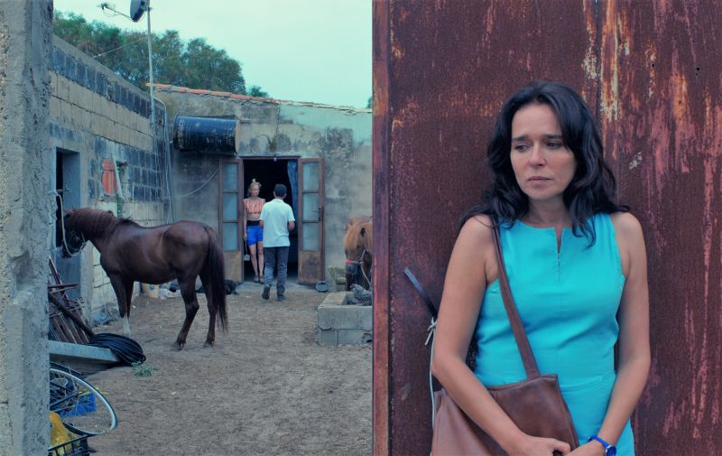 Valeria Golino è Tina