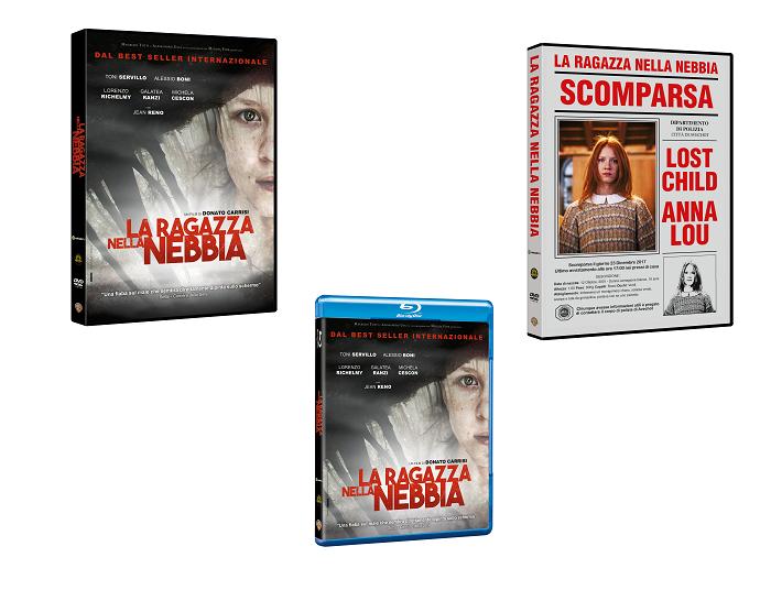 La Ragazza nella Nebbia_DVD sell_3D