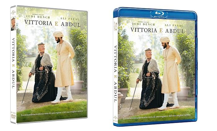 Vittoria e Abdul HV