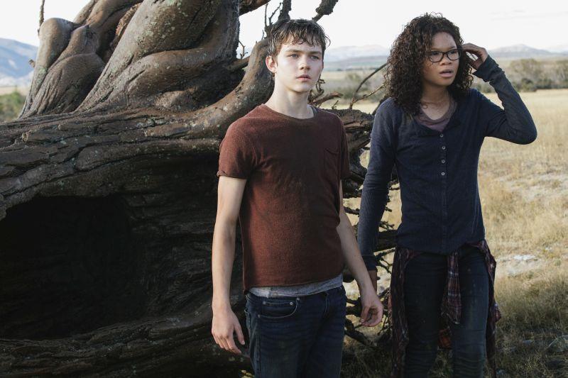 Storm Reid e Levi Miller