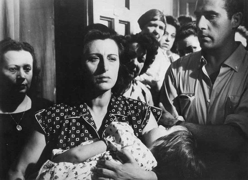 """""""Bellissima"""" di Luchino Visconti"""