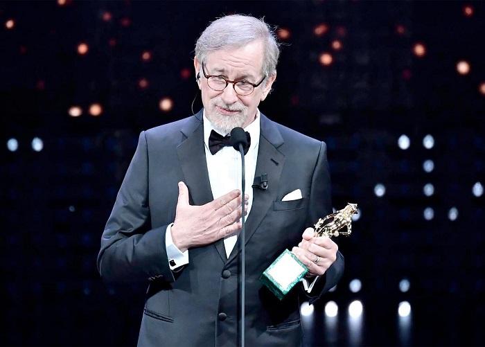 David alla Carriera a Steven Spielberg