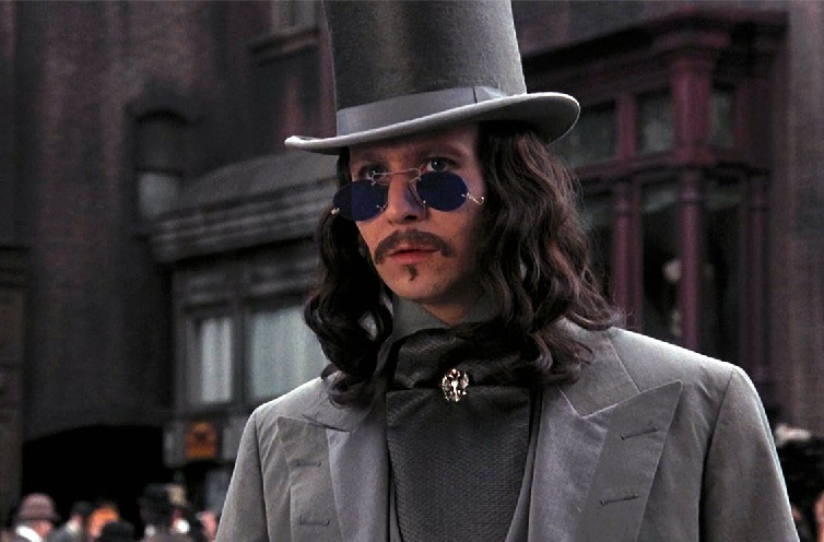 """Indimenticabile nel """"Dracula di Bram Stoker"""" di Francis Ford Coppola (1992)"""
