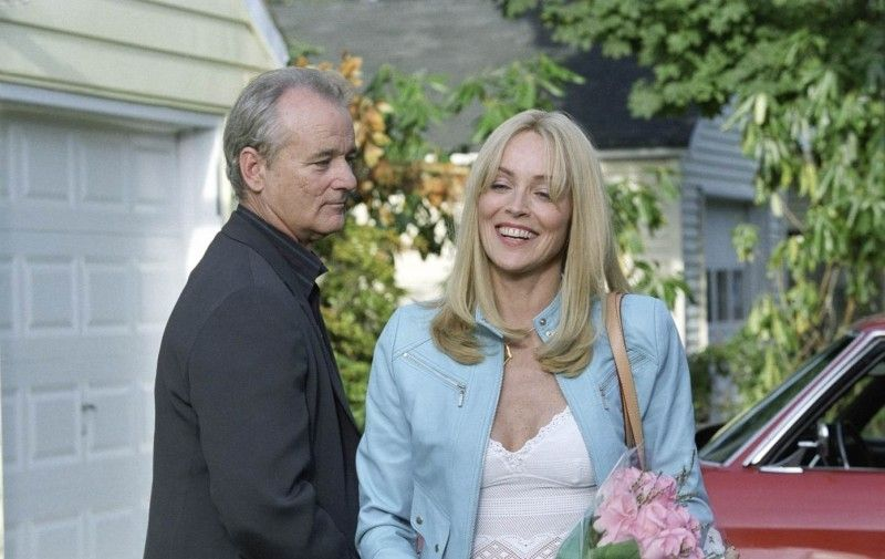 "In ""Broken Flowers"""