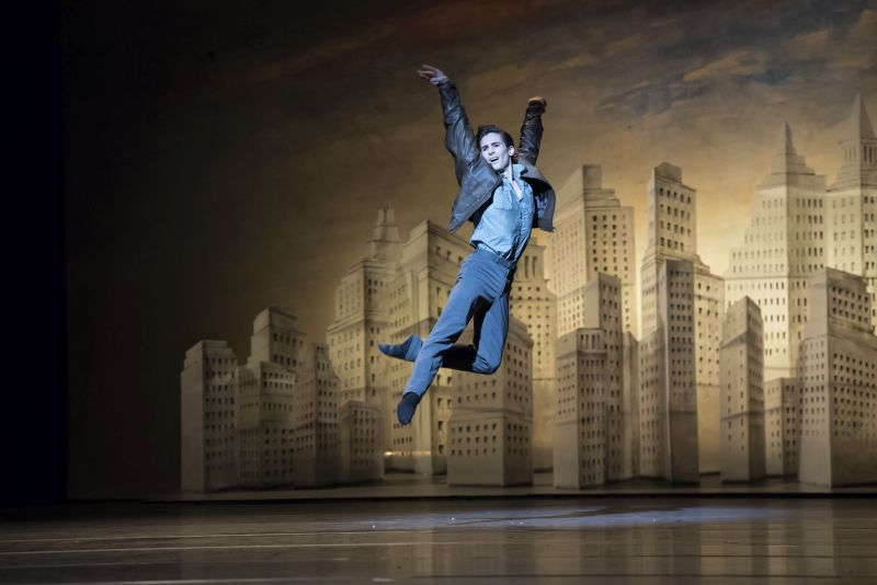 The Age of Anxiety_The Royal Ballet - Photo Credit: Bill Cooper
