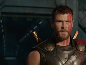 Marvel Studios' THOR: RAGNAROK..Thor (Chris Hemsworth)..Ph: Teaser Film Frame..©Marvel Studios 2017