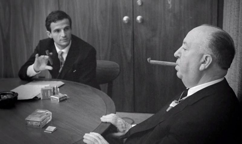 Truffaut e Hitchcock, due geni del cinema