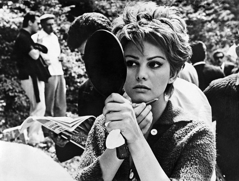 """Ne """"La Ragazza di Bube"""" di Luigi Comencini, 1963 (©Lapresse archivio storico)"""
