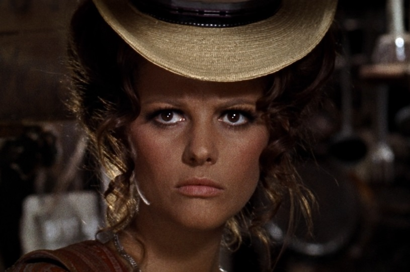 "In ""C'era Una Volta il West"" di Sergio Leone"