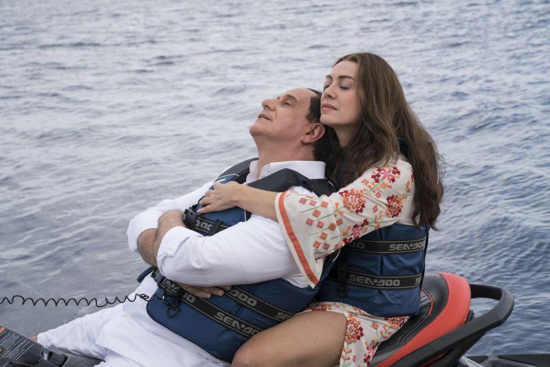 Toni Servillo e Elena Sofia Ricci. Foto di Gianni Fiorito