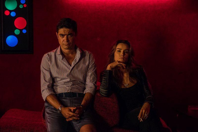 Riccardo Scamarcio e Kasia Smutniak. Foto di Gianni Fiorito