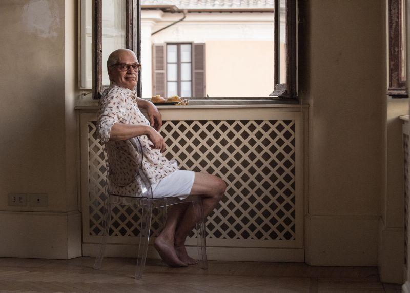 Fabrizio Bentivoglio. Foto di Gianni Fiorito