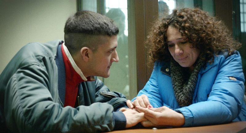 Andrea Lattanzi e Francesca Antonelli