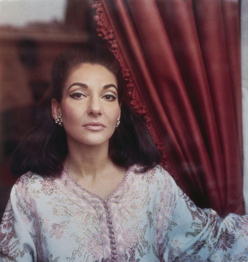Paris 1968 le jour ou elle apprend le mariage de Onassis avec Jackie Copyright Christian Steiner