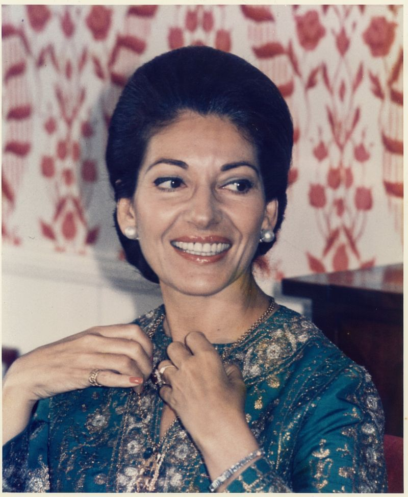 okyo 1974 Copyright Fonds de Dotation Maria Callas
