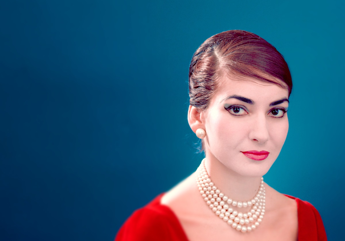Copyright Fonds de Dotation Maria Callas