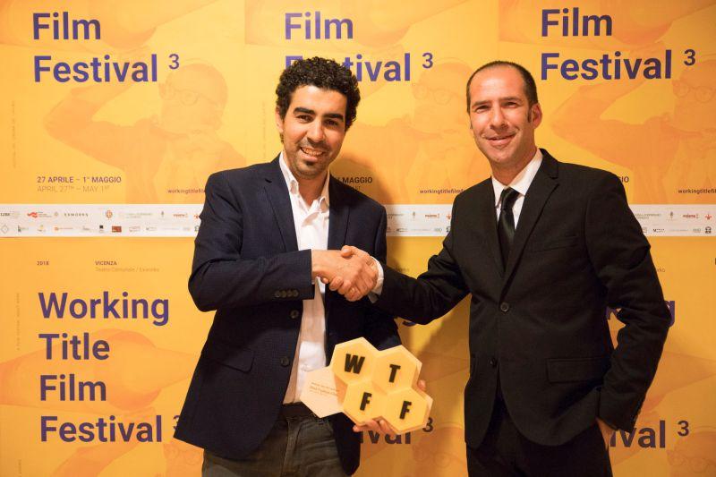 Elia Moutamid premiato al Working Title Film Festival