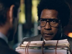 Denzel Washington stars in ROMAN J. ISRAEL, ESQ.