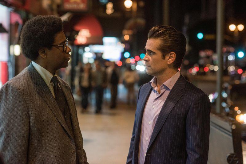 Denzel Washington e Colin Farrell
