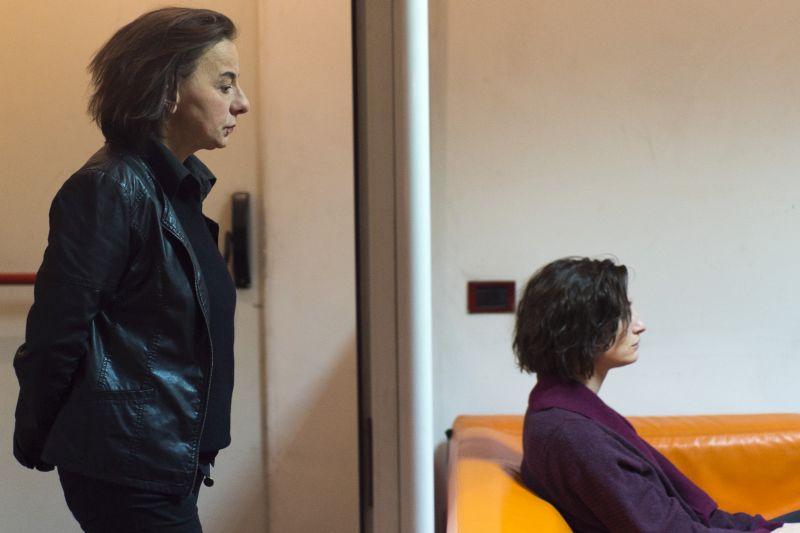 La vera Maria Rossi e Francesca Inaudi
