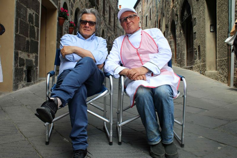 Fabrizio Guarducci e Paolo Handel