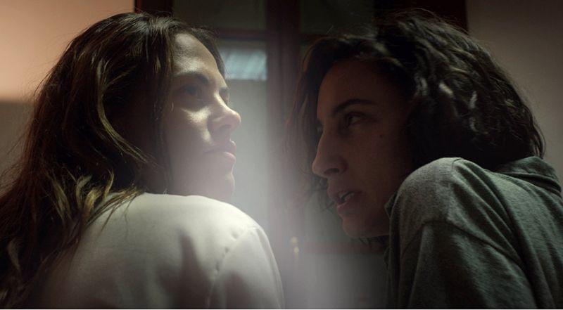 Nei panni di Beatrice, al fianco di Francesca Inaudi