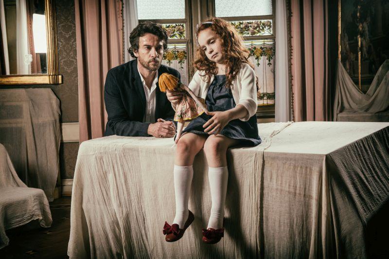 Alessio Boni e Eleonora Trevisani (foto di Stefano Montesi)