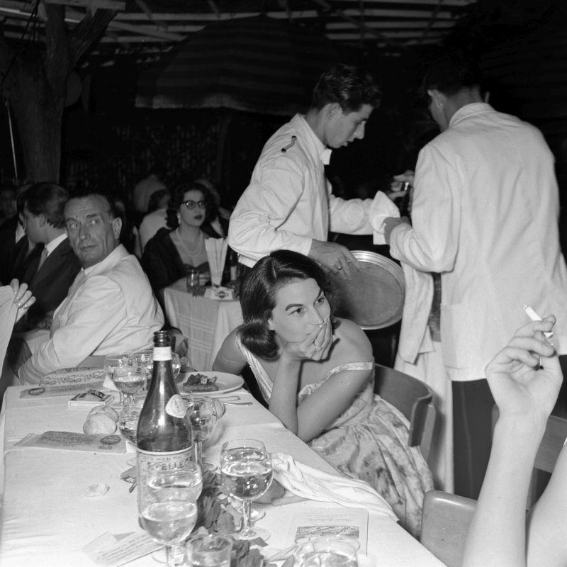 Silvana Mangano (Roma luglio 1955)