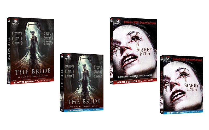 The Bride DVD