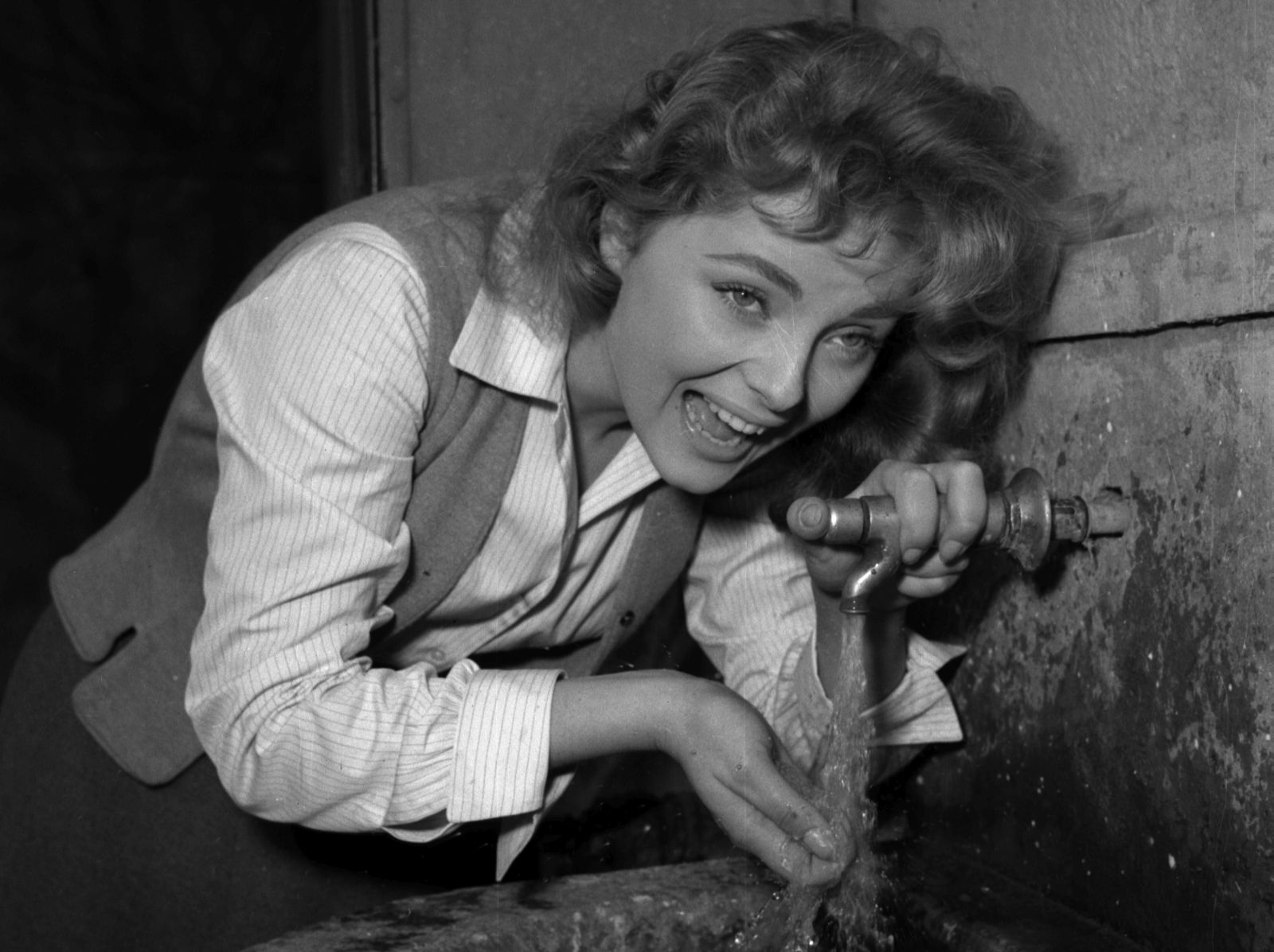 Virna Lisi (Roma agosto 1956)