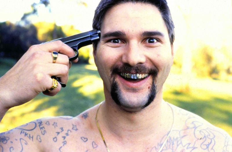 "Eric Bana in ""Chopper"""