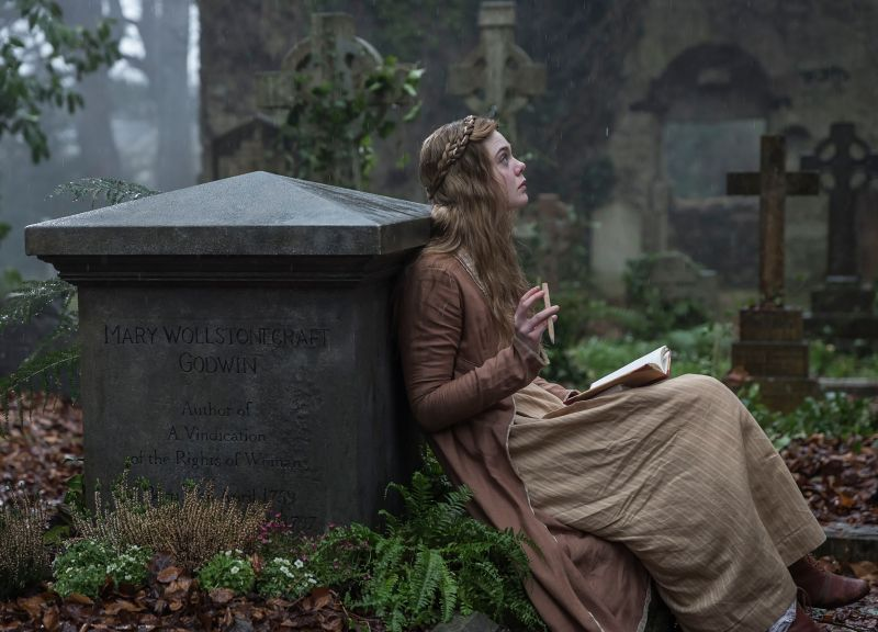 Mary Shelley 1