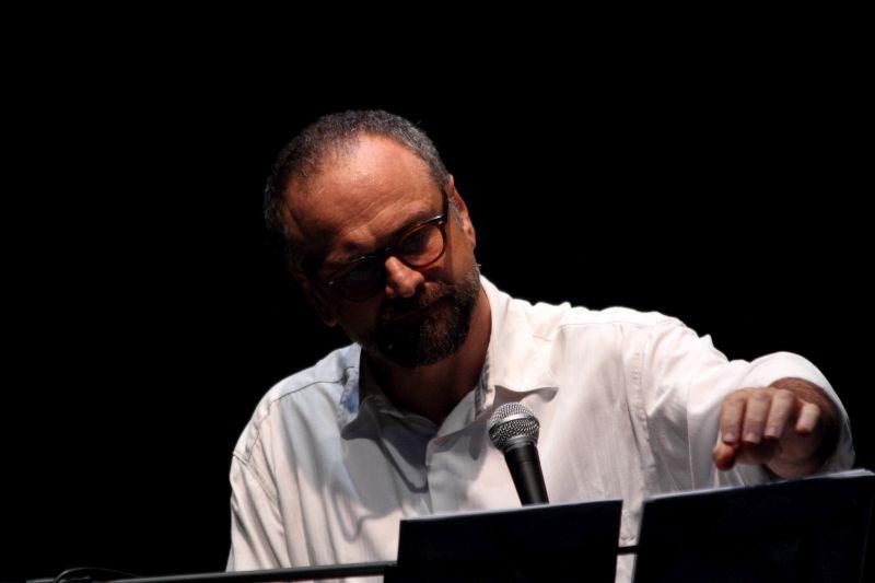 """Massimo Popolizio in """"Sulle Vie di Borges"""""""