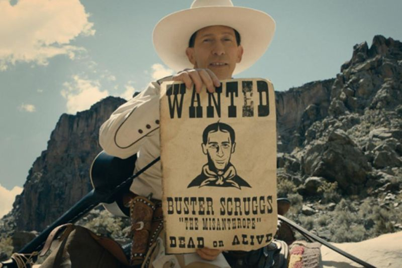 """The Ballad of Buster Scruggs"""