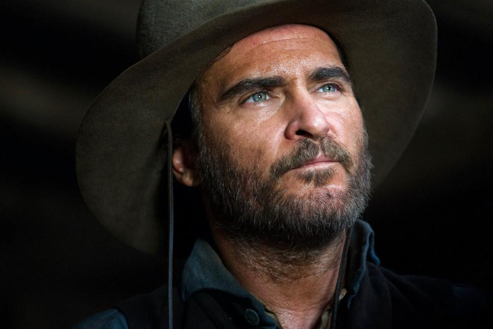 "Joaquin Phoenix in ""The Sisters Brothers"""