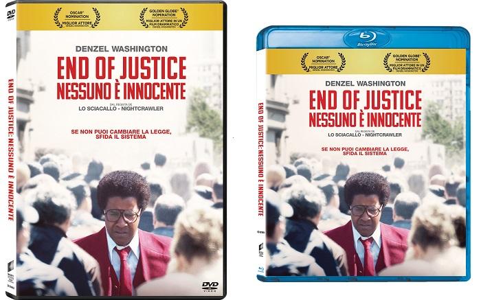 End Of Justice HV