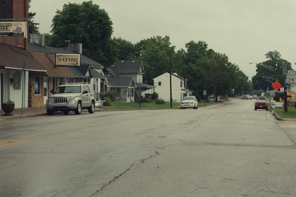 """Monrovia, Indiana"""