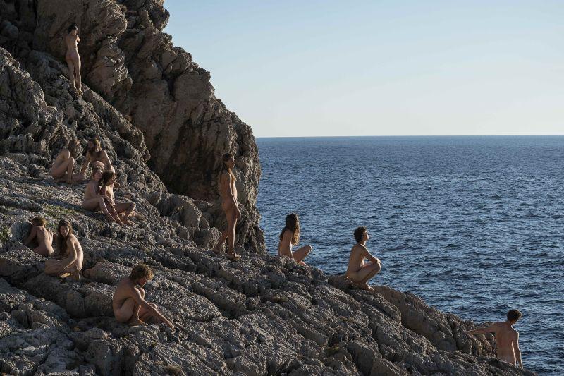 """""""Capri-Revolution"""" (foto di scena mario spada)"""