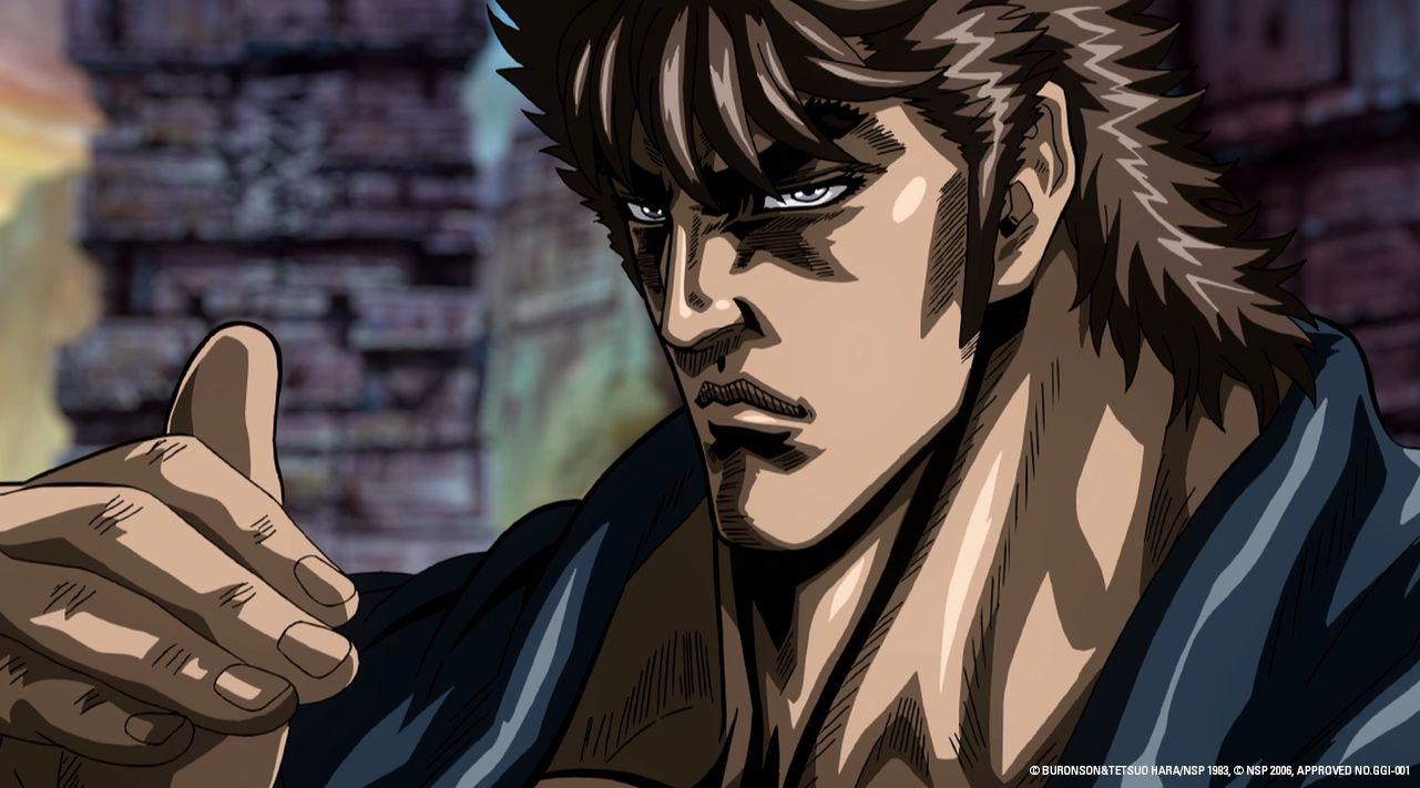 Ken il guerriero in sala la versione rimasterizzata de la leggenda