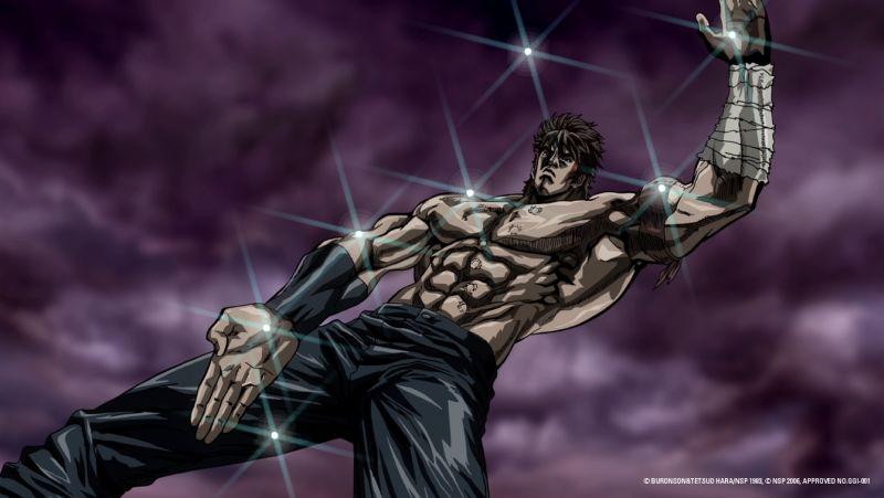 Ken il guerriero anime ken il guerriero cartoni animati
