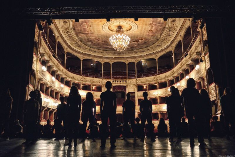 Il Teatro della Pergola (ph. Filippo Manzini)