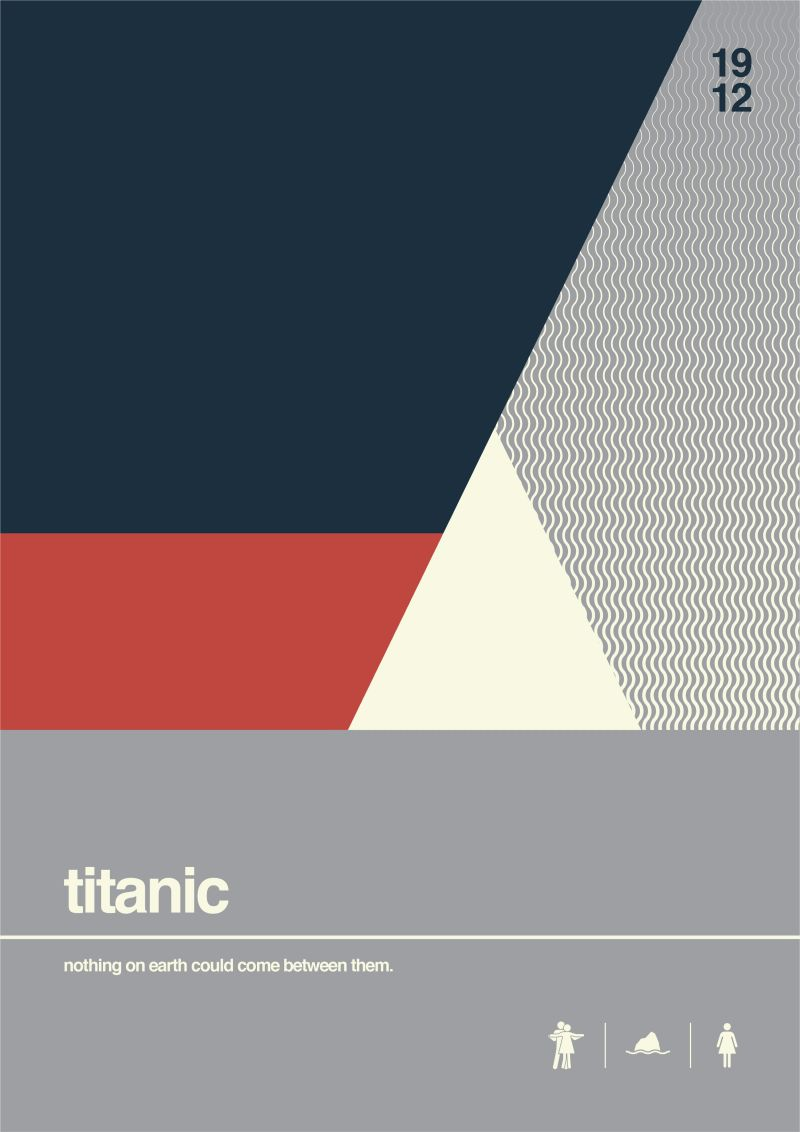 Shortology minimal project Titanic 228x326