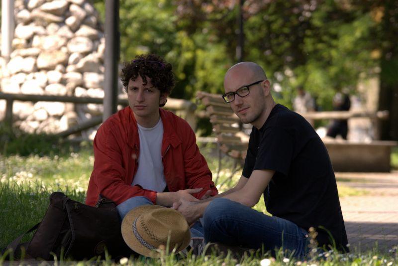 Stefano Galli con Roberto Albanesi