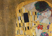 Gustav Klimt, Il bacio (Coppia di amanti) - © Belvedere, Wien