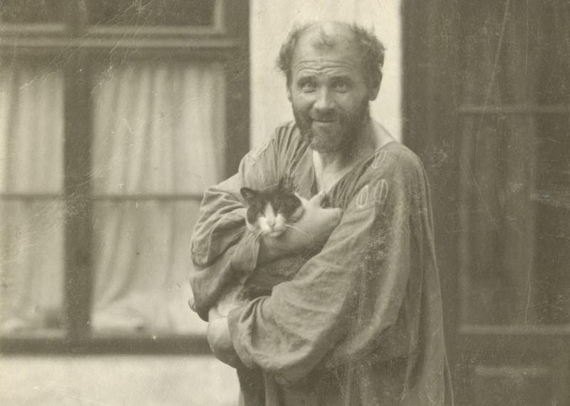 Gustav Klimt ©Archiv des Belvedere, Wien, Nachlass Ankwicz-Kleehoven