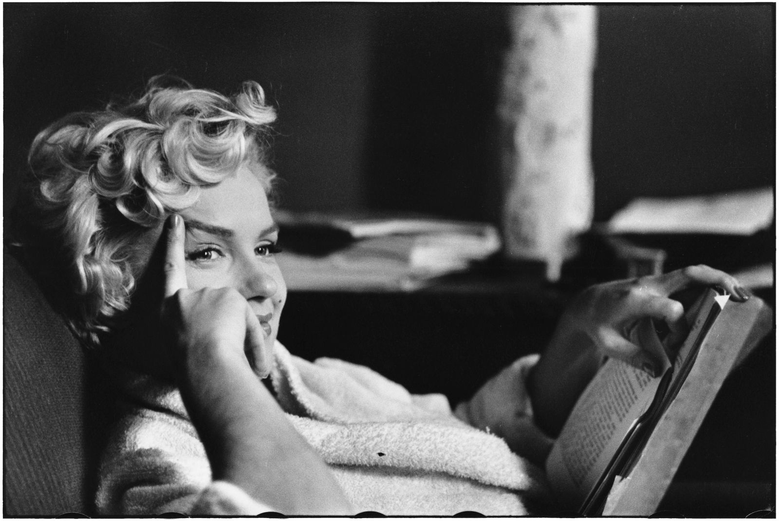Elliott Erwitt, New York, 1956, American actress Marilyn Monroe © Elliott Erwitt/MAGNUM PHOTOS