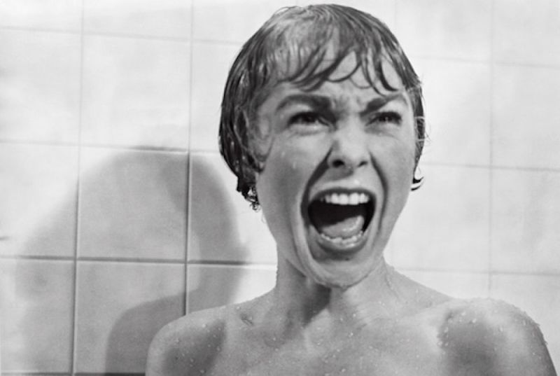 L'indimenticabile Janet Leigh in Psycho
