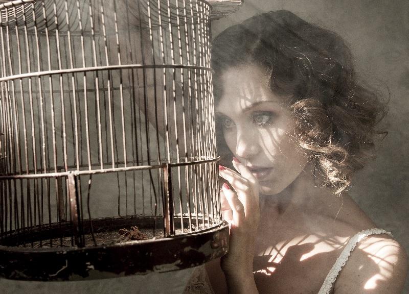 Miss Julie osserva la sua gabbia (Photo credit: Laila Pozzo)